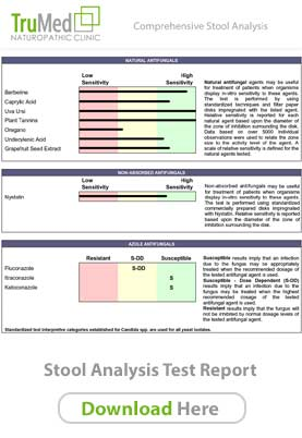 Adrenal Sample Report